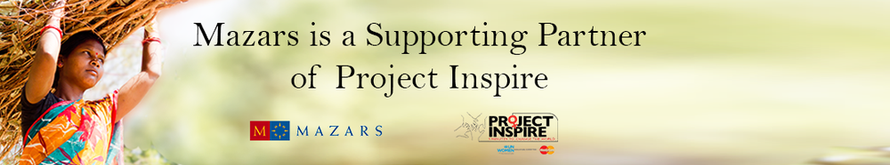 project inspire, mastercard, financial advisory, due diligence, finance, women, girls, women empowerment